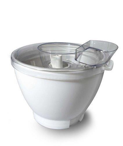Kenwood Zubehör-Set, Eisbereiter Chef XL (geeignet für Eisbereiter Major AT957A (Schüssel), 1 Lit...