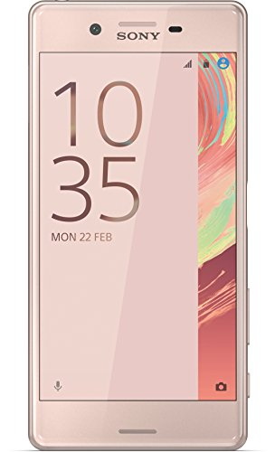 Sony Xperia X Smartphone (5 Zoll (12,7 cm) Touch-Display, 32GB interner Speicher, Android 6.0) Rose ...