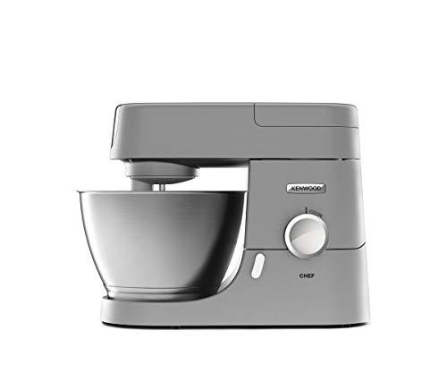 Kenwood Chef KVC3110S Küchenmaschine, 4,6 l Edelstahl Rührschüssel, Interlock-Sicherheitssystem, ...