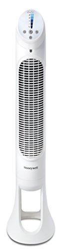 Honeywell HYF260E4 Quiet-Set Turmventilator (mit Fernbedienung, 1 Stück)