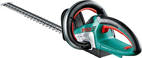 Bosch Akku Heckenschere AdvancedHedgeCut 36 (ohne Akku, Karton, Schnittlänge: 540 mm, 36 Volt Syste...