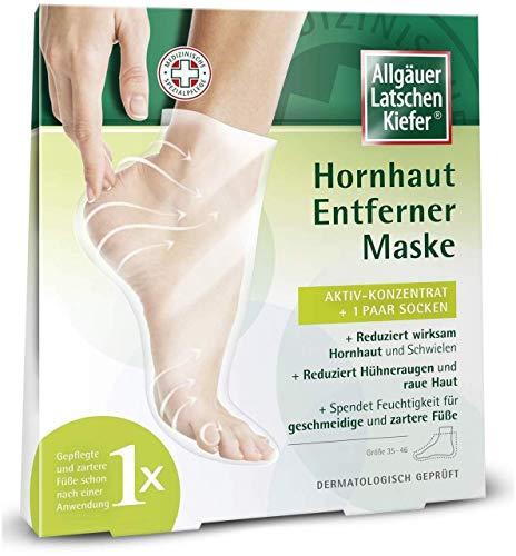 Allg�uer Latschenkiefer Hornhaut Entferner Maske, 1 P
