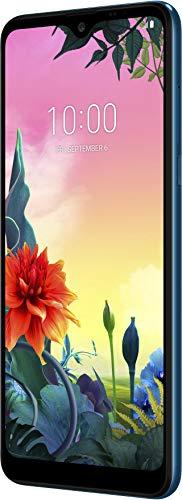 LG K50s Smartphone (16,49 cm (6,49 Zoll) IPS LC-Display, 32 GB interner Speicher, 3 GB RAM, MIL-STD-...