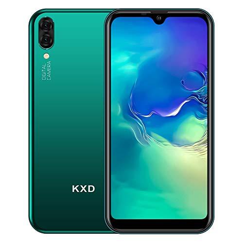 KXD A1 Smartphone ohne Vertrag 5.71 inch 16GB ROM 128GB Erweiterbar, 5MP+5MP Dual Kamera, Dual SIM A...
