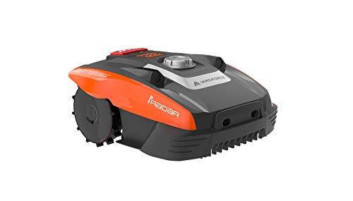 Yard Force Mähroboter COMPACT 280R, geeignet für Rasenflächen bis zu 300 qm-mit iRadar Ultraschal...