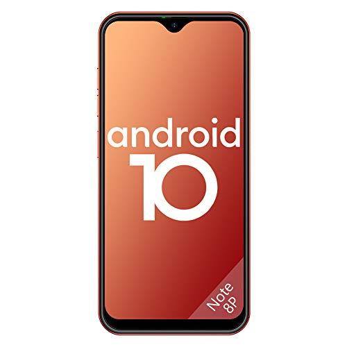 """4G Handy ohne Vertrag Günstig, Ulefone Note 8P Smartphones Dual SIM Android 10 5,5"""" Wassertropfen-B..."""